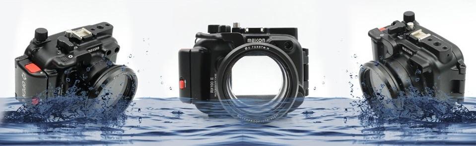اطلاعاتی که در مورد محفظه های ضد آب دوربینهای عکاسی باید بدانید