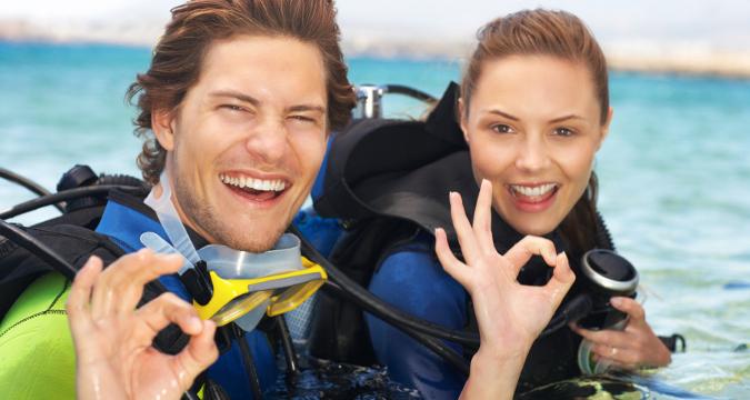 5 دلیل که غواص ها، نسبت به بقیه، شادی بیشتری در کار خود دارند