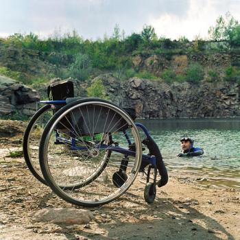 کشف دوباره آزادی و شعف با غواصی برای معلولین!