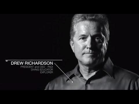 مصاحبه با آقای دکتر Drew Richardson مدیر عامل PADI