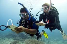 مهارت ردیابی زیر آب خود را تقویت کنید!